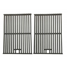 Fire Magic Porcelain Cast Iron Cooking Grids for Deluxe Grills (Set of 2)