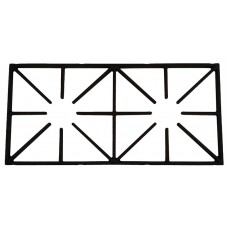 Fire Magic Porcelain Cast Iron Cooking Grid for Double Side Burner
