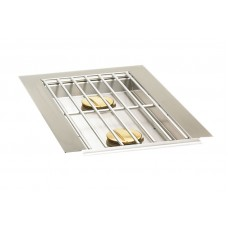 Fire Magic Stainless Steel Cooking Grid Double Side Burner